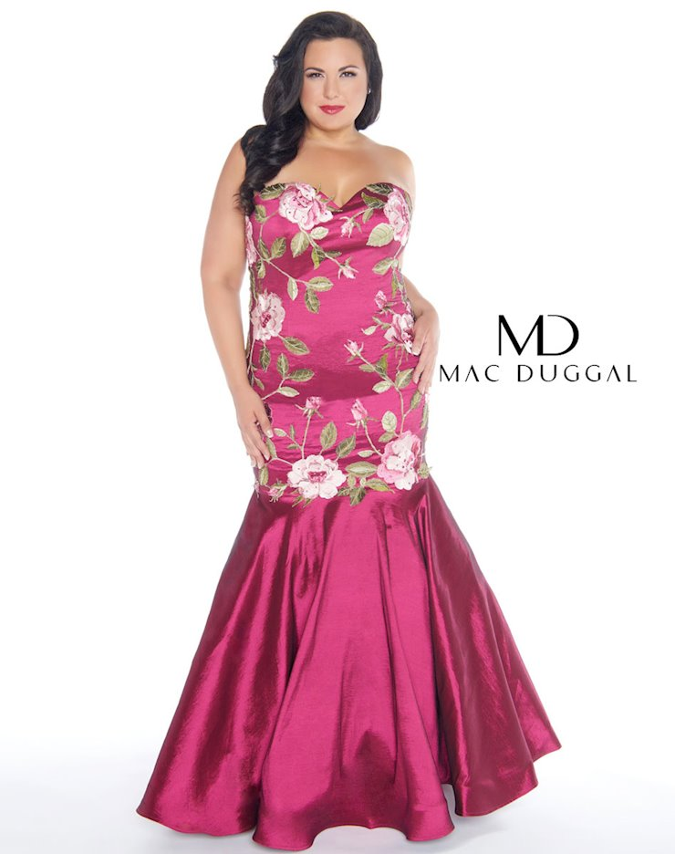Fabulouss by Mac Duggal 77355F