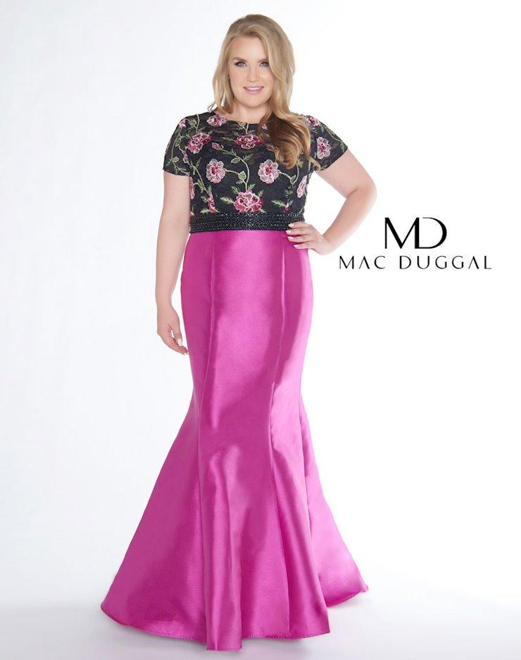 Fabulouss by Mac Duggal Style #77356F