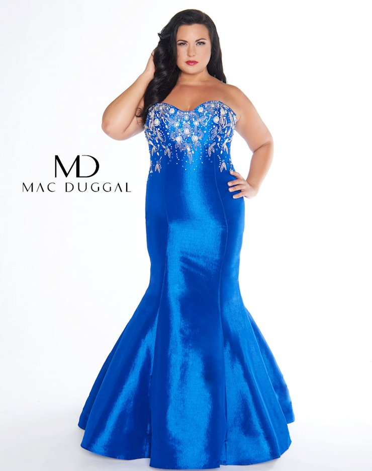 Fabulouss by Mac Duggal 77359F