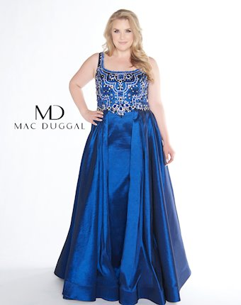 Fabulouss by Mac Duggal 77361F