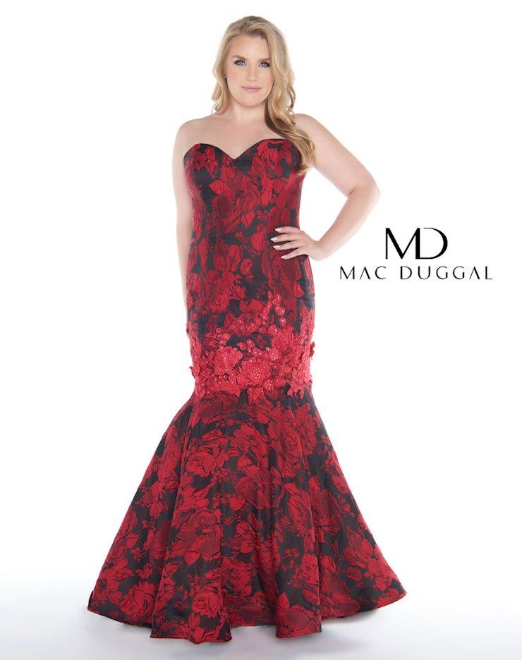 Fabulouss by Mac Duggal Style #77381F