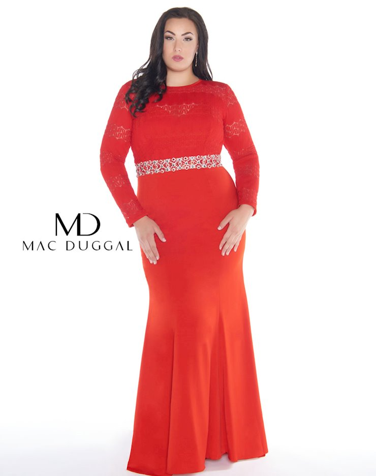 Fabulouss by Mac Duggal 77383F