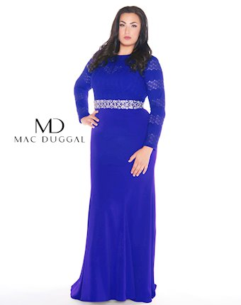 Fabulouss by Mac Duggal Style #77383F