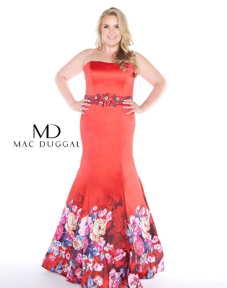 Fabulouss by Mac Duggal Style #77384F