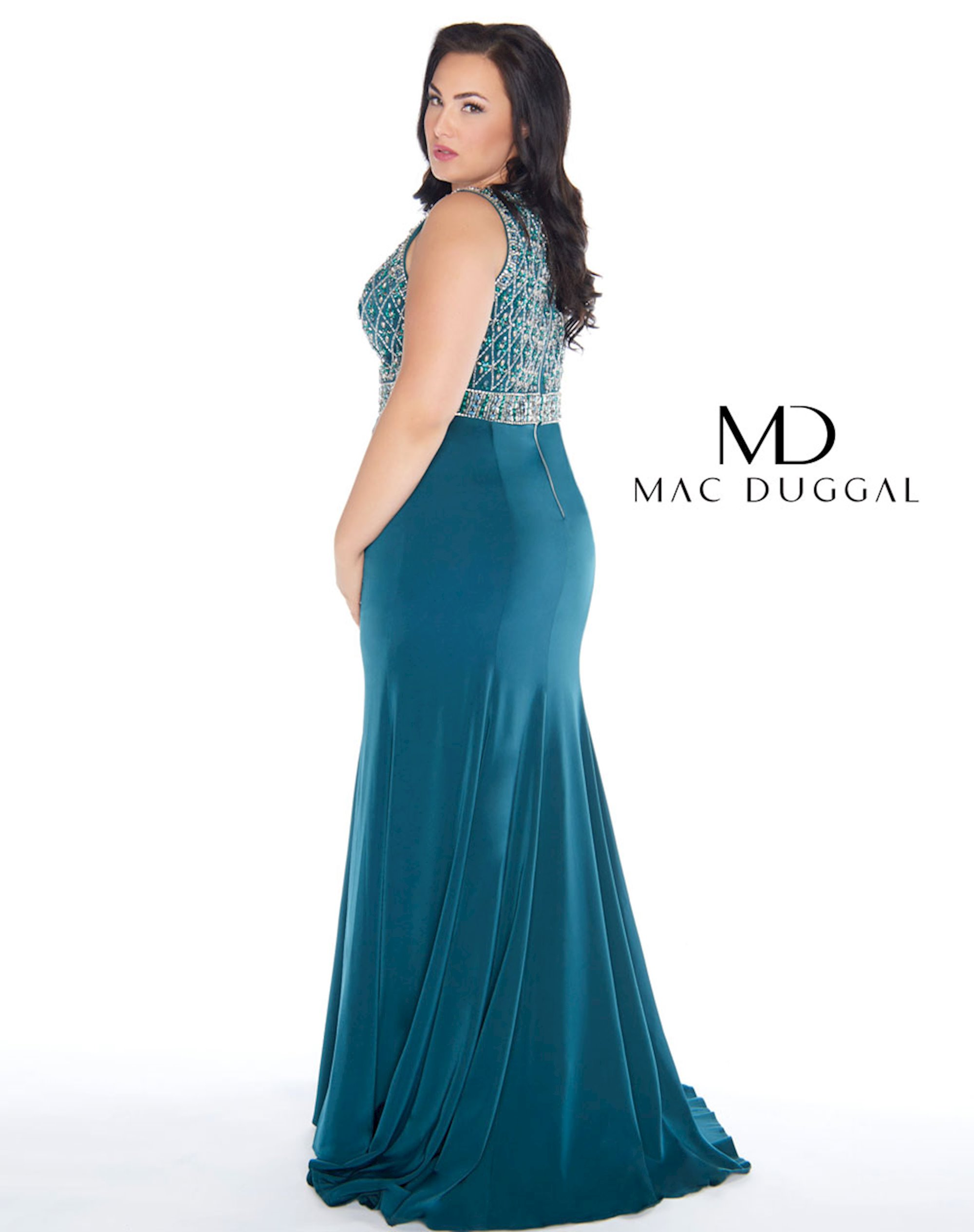 cbc23698b4 Fabulouss by Mac Duggal - 77388F
