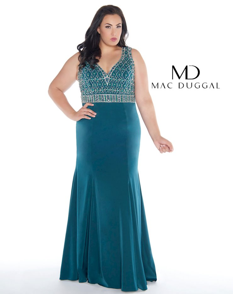 Fabulouss by Mac Duggal 77388F