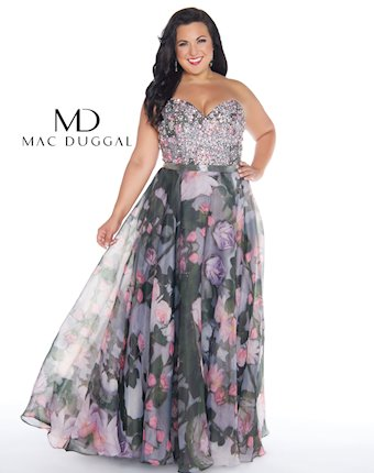 Fabulouss by Mac Duggal 77390F