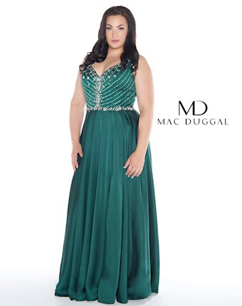 Fabulouss by Mac Duggal Style #77391F