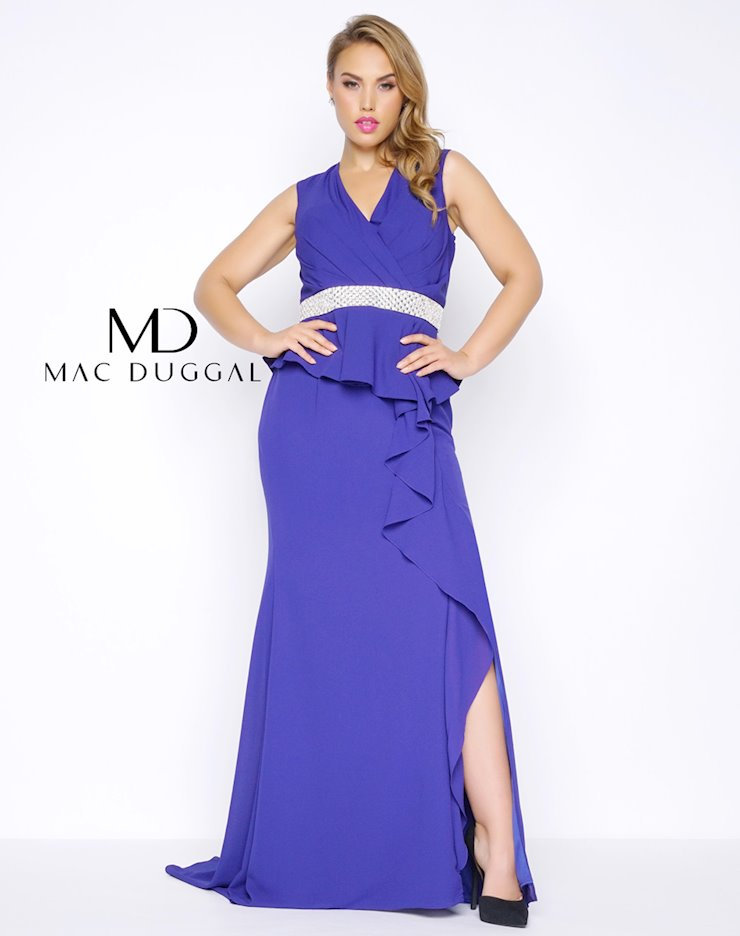 Fabulouss by Mac Duggal 85520F