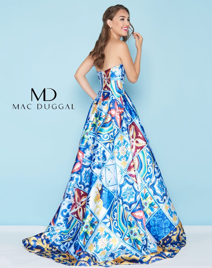 Ballgowns by Mac Duggal 30378H
