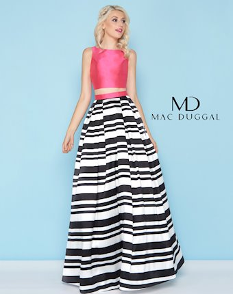 Ballgowns by Mac Duggal Style #40589H
