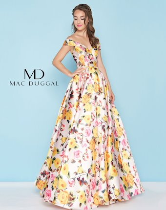 Ballgowns by Mac Duggal Style #40727H
