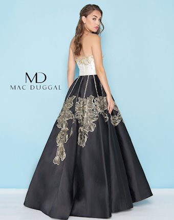 Ballgowns by Mac Duggal Style #40737H