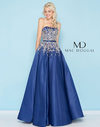 Ballgowns by Mac Duggal 40739H