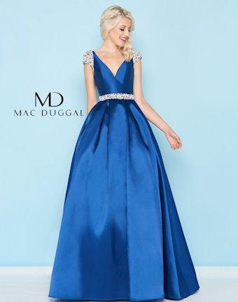 Ballgowns by Mac Duggal 40744H
