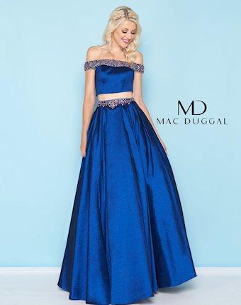 Ballgowns by Mac Duggal Style #40745H