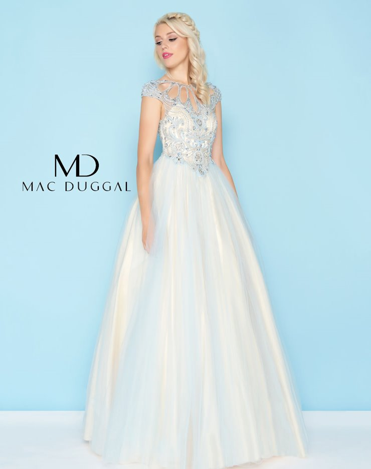 Ballgowns by Mac Duggal 40750H