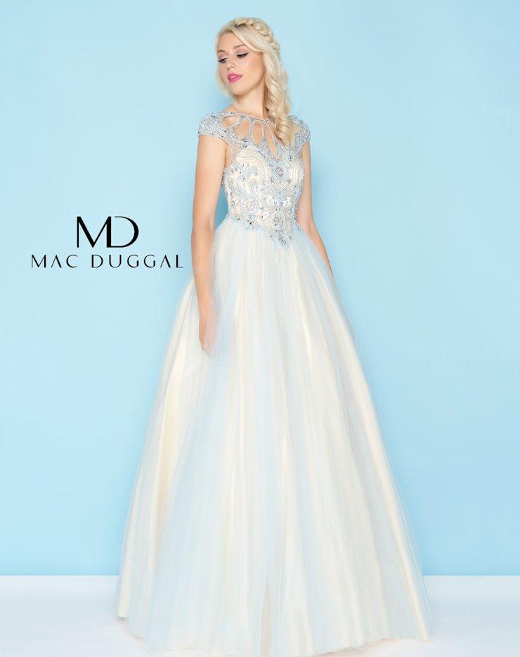 Ballgowns by Mac Duggal Style #40750H