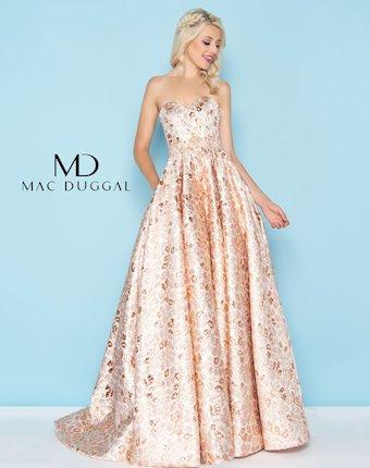 Ballgowns by Mac Duggal Style #40751H