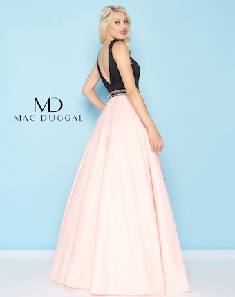 Ballgowns by Mac Duggal Style #40763H