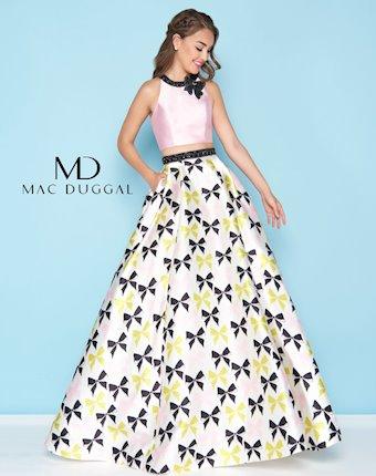 Ballgowns by Mac Duggal Style #40765H