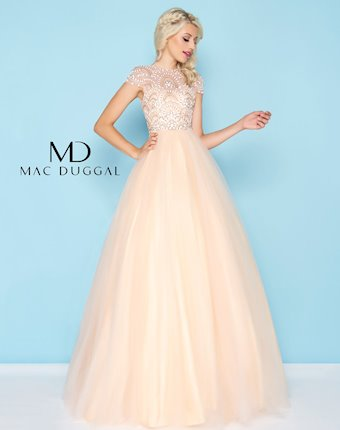 Ballgowns by Mac Duggal Style #48412H