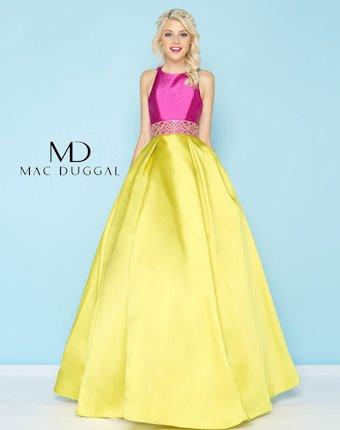 Ballgowns by Mac Duggal 48581H