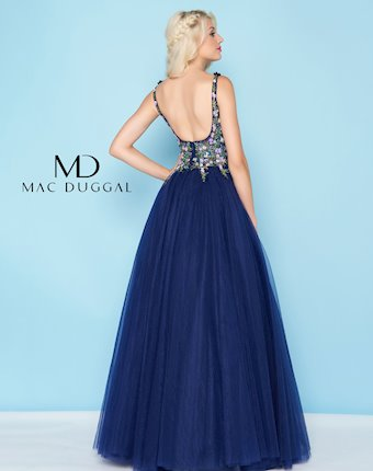 Ballgowns by Mac Duggal 50442H