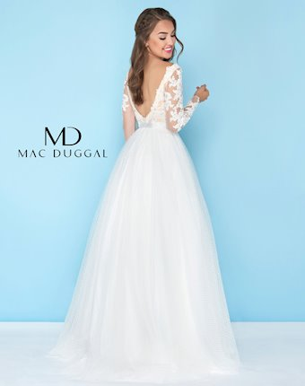 Ballgowns by Mac Duggal 65841H