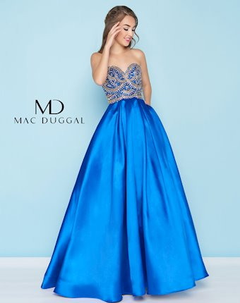 Ballgowns by Mac Duggal 66289H