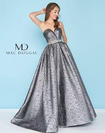 Ballgowns by Mac Duggal Style #66299H