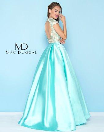 Ballgowns by Mac Duggal 66302H