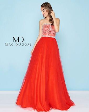 Ballgowns by Mac Duggal Style #66303H