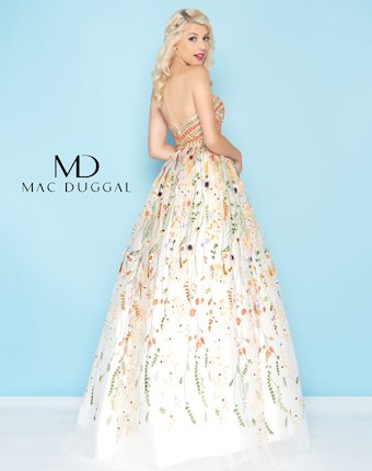 Ballgowns by Mac Duggal Style #66309H