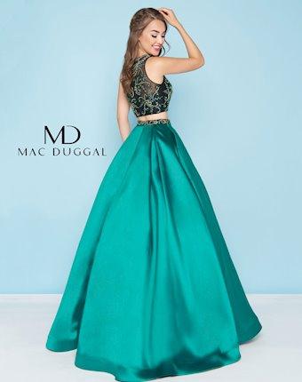 Ballgowns by Mac Duggal Style #66311H