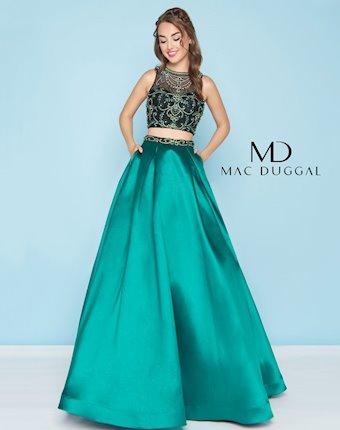 Ballgowns by Mac Duggal 66311H