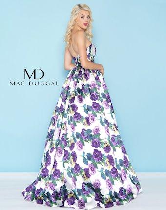 Ballgowns by Mac Duggal Style #66315H