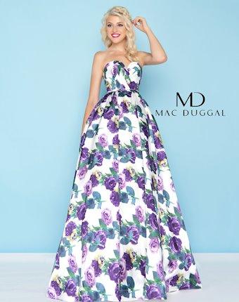 Ballgowns by Mac Duggal 66315H