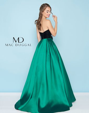 Ballgowns by Mac Duggal Style #66318H