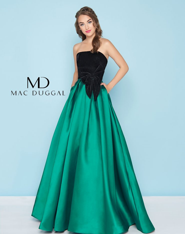 Ballgowns by Mac Duggal 66318H
