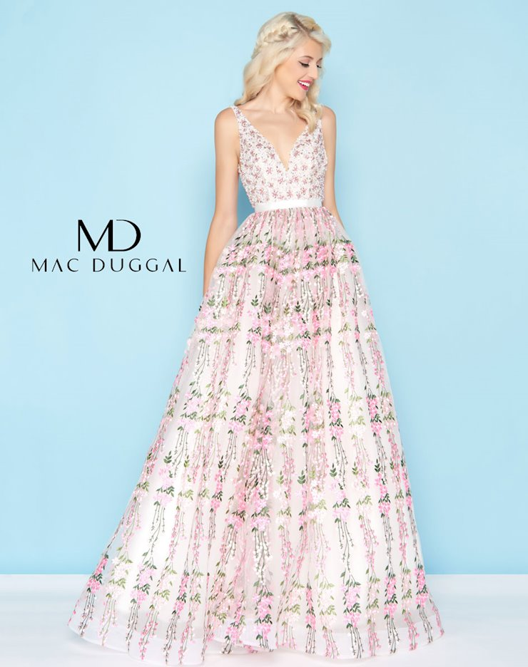 Ballgowns by Mac Duggal 66319H