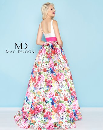 Ballgowns by Mac Duggal Style #66324H