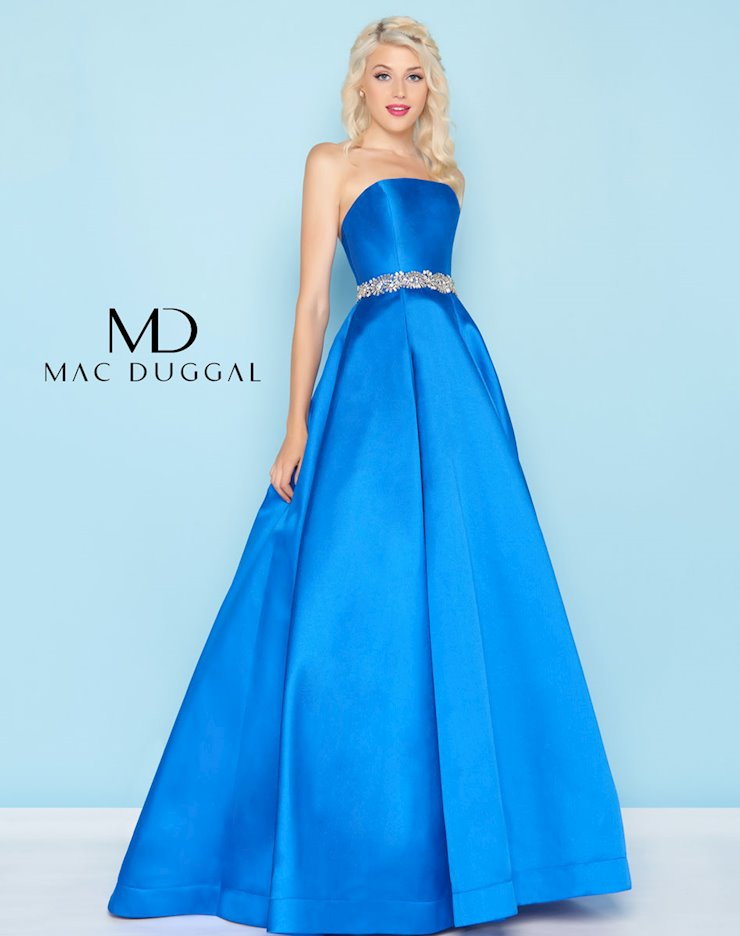 Ballgowns by Mac Duggal 66326H
