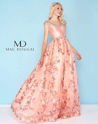 Ballgowns by Mac Duggal Style #66329H