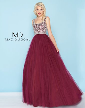 Ballgowns by Mac Duggal 66332H