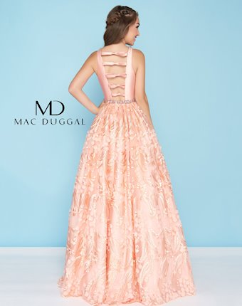 Ballgowns by Mac Duggal 66340H