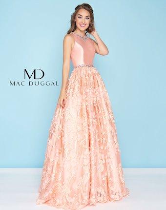Ballgowns by Mac Duggal Style #66340H