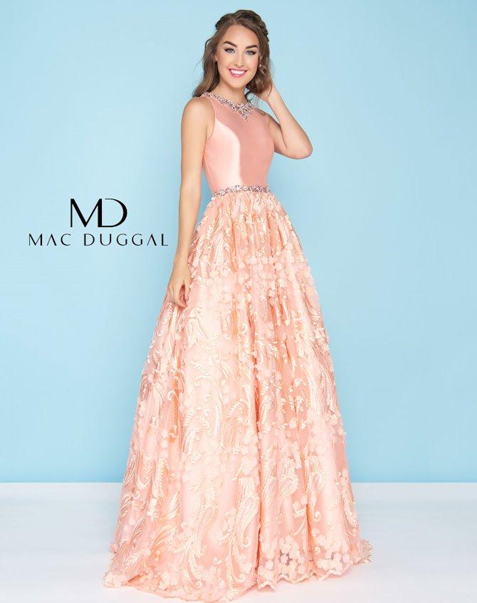 Mac Duggal Style 66340H