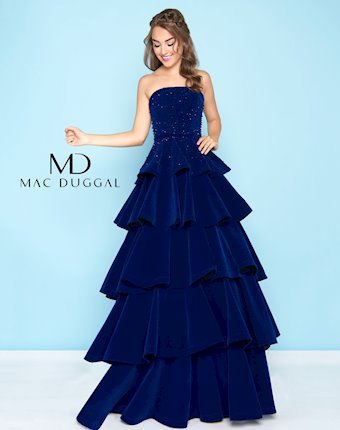 Ballgowns by Mac Duggal Style #66344H