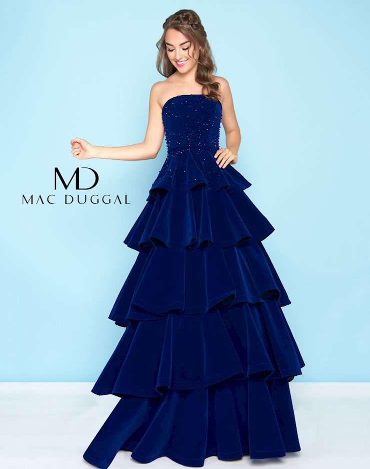 Ballgowns by Mac Duggal 66344H